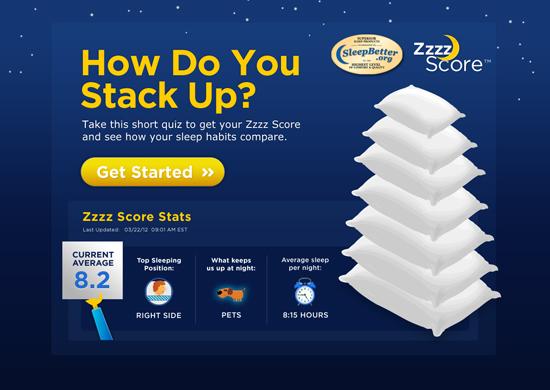 Zzzz Score